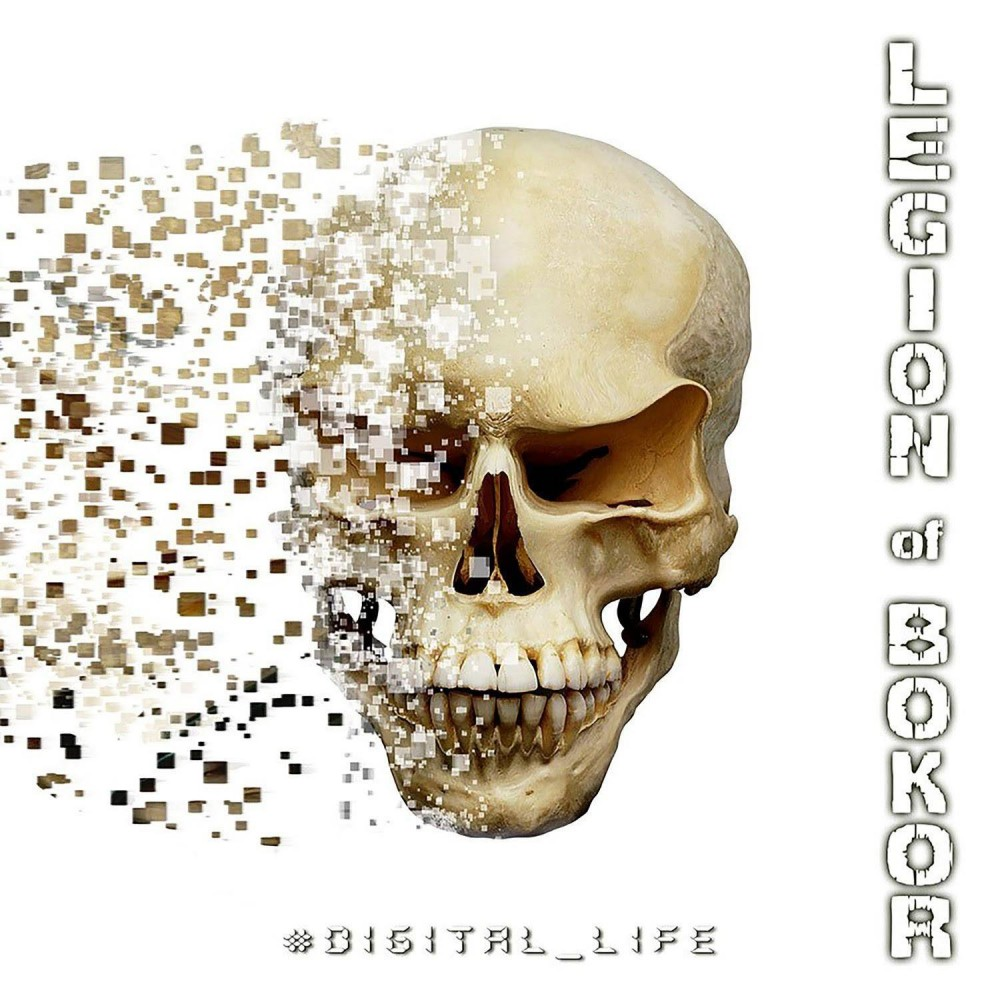 Digital Life - legion of bokor cd