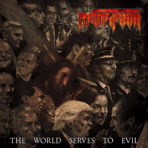 The World Serves To Evil - Monstrath CD