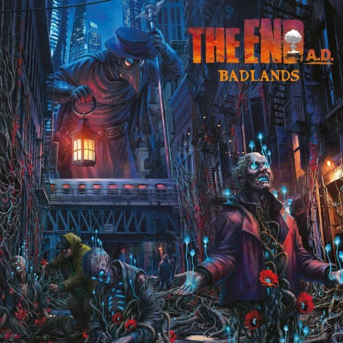 Badlands - The End A.D. CD
