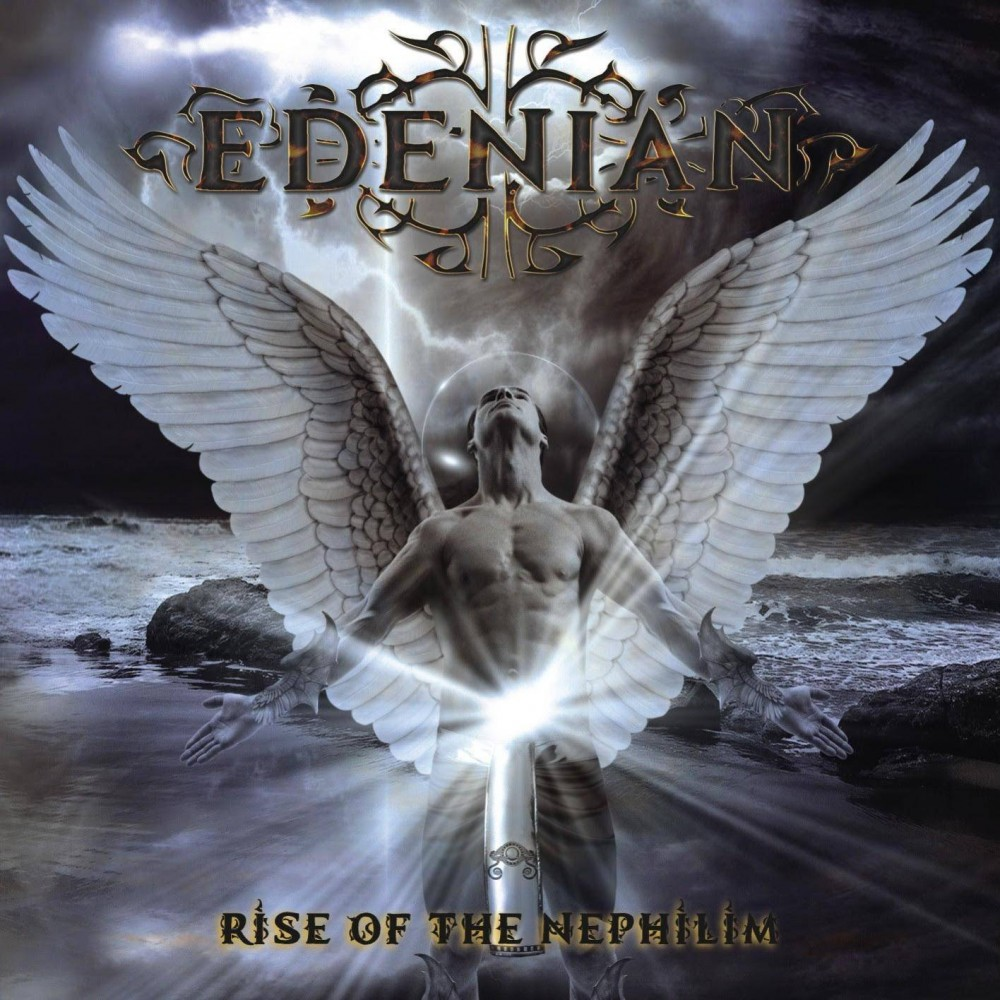 Rise Of The Nephilim - Edenian CD