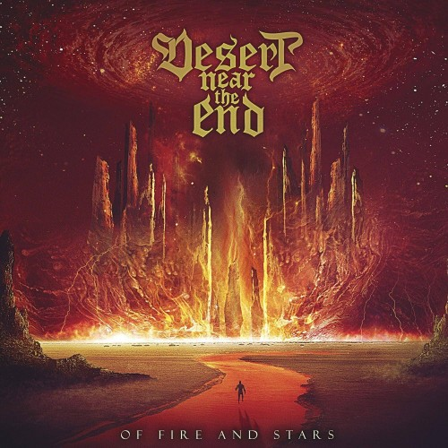 Of Fire And Stars - Desert Near The End CD