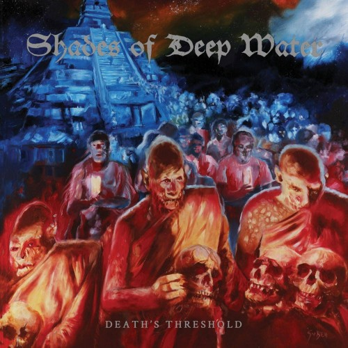 Death's Threshold - Shades Of Deep Water CD