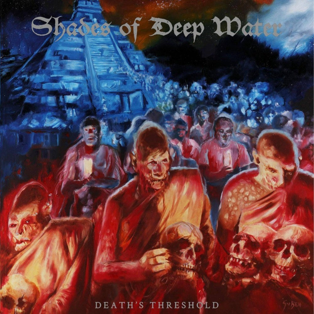 Death's Threshold - Shades Of Deep Water LP