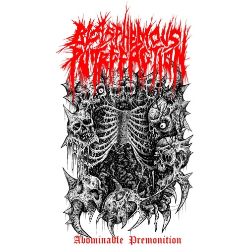 Abominable Premonition - Blasphemous Putrefaction CD