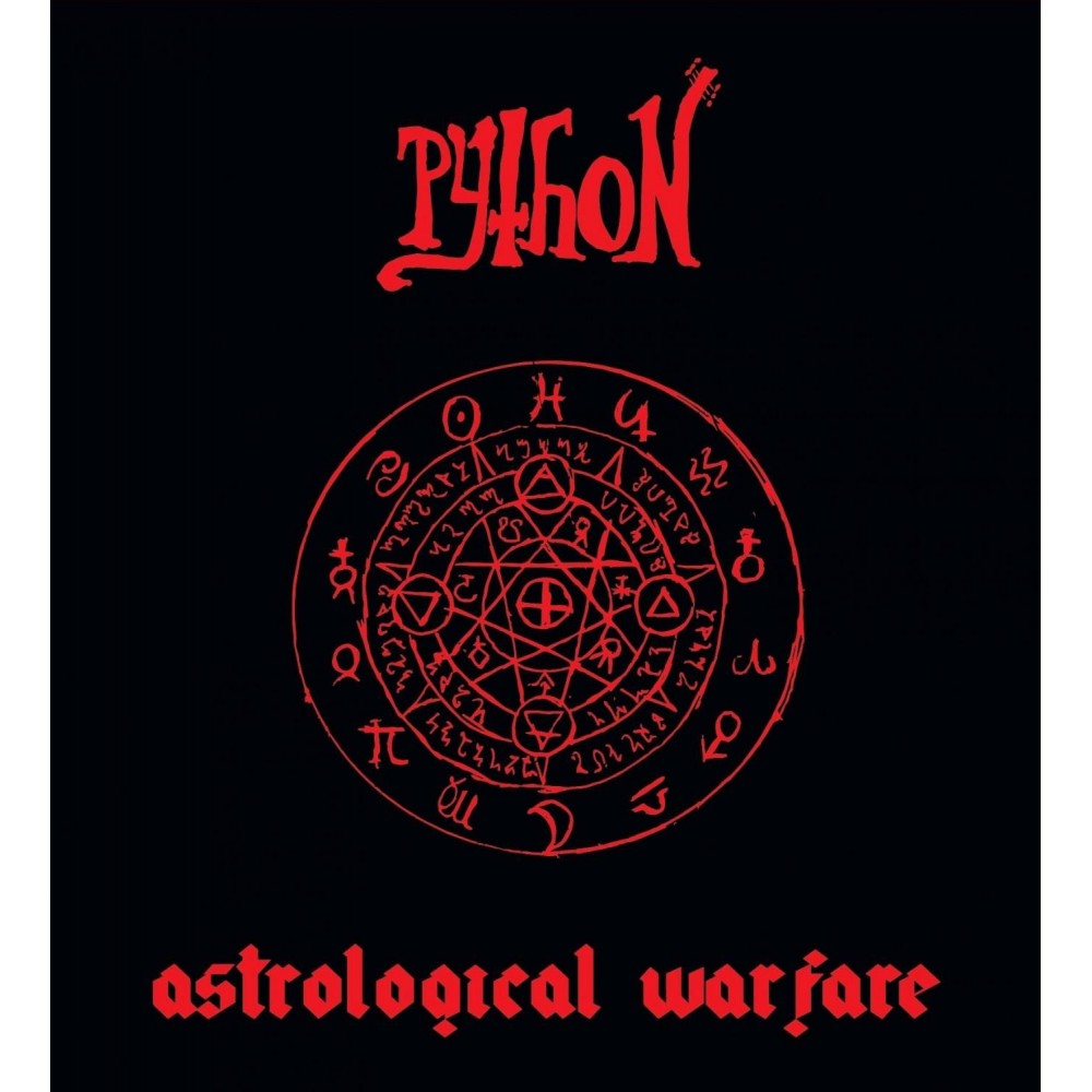 Astrological Warfare - Python LP2