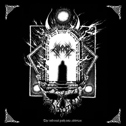 The Infernal Path Into Oblivion-halphas-cd
