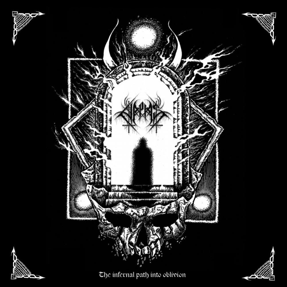The Infernal Path Into Oblivion - Halphas CD