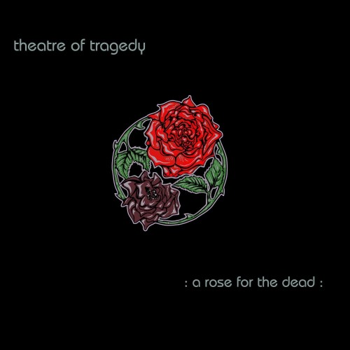 A rose for the dead - theatre of tragedy lp