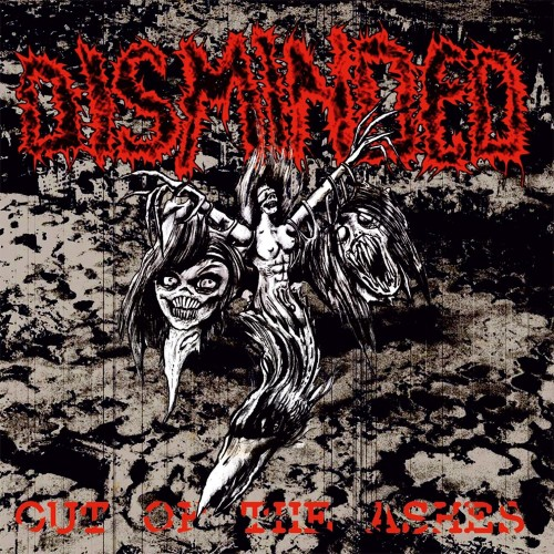 Out of the Ashes - Disminded CD