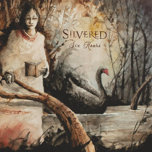 Six Hours - silvered cd
