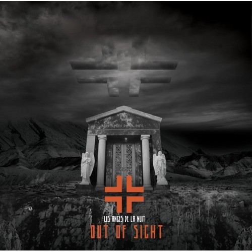 Out Of Sight - Les Anges De La Nuit CD EP DIG
