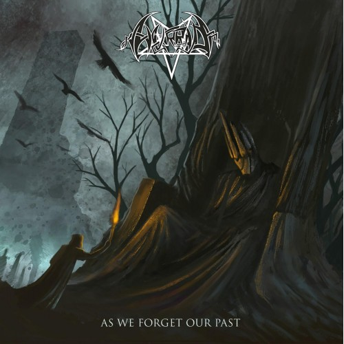 As We Forget Our Past - horrid cd