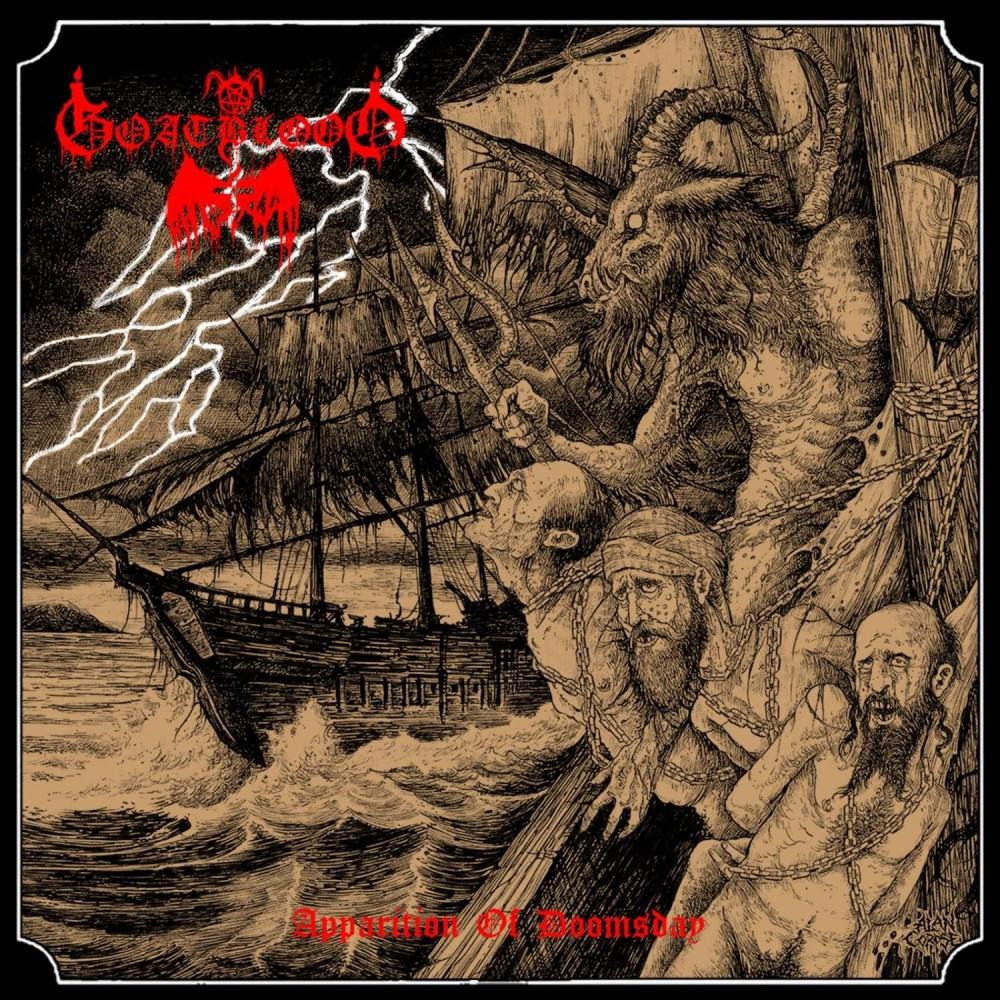 Apparition Of Doomsday - goatblood cd