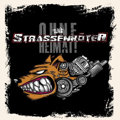 Ohne Heimat! - Slin's Strassenköter CD DIG