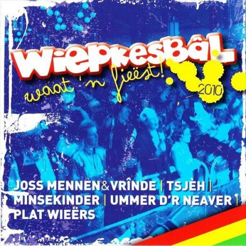 Wiepkesbal 2010 - Various Artists CD