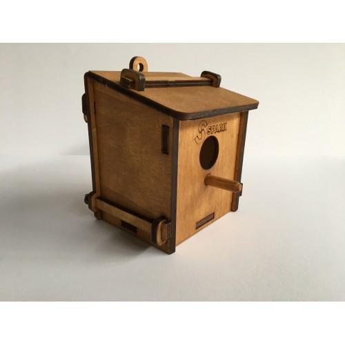 Vogelhuisje -  bouwpakket