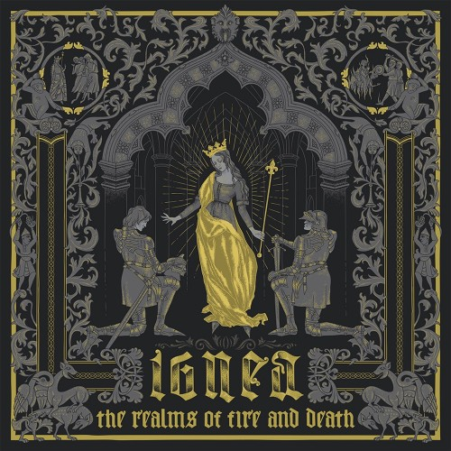The Realms Of Fire And Death - ignea cd dig