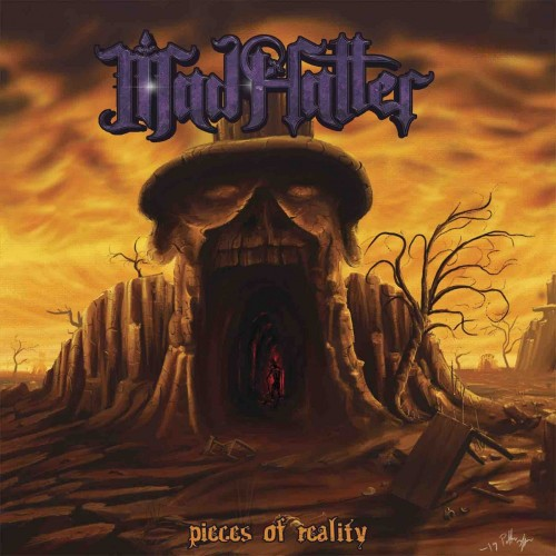 Pieces of Reality-mad hatter-cd