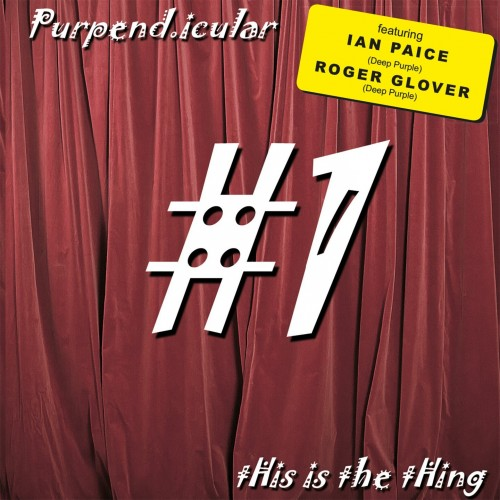 This Is The Thing No.1 (Re-Release) - purpendicular cd