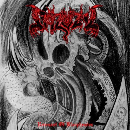 Revenant Of Blasphemies - pazuzu cd