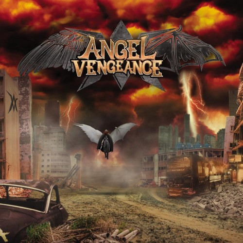 Angel of Vengeance - angel vengeance cd