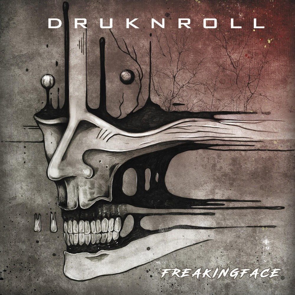 Freakingface - druknroll cd