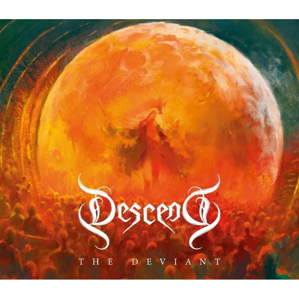 The Deviant - descend cd dig