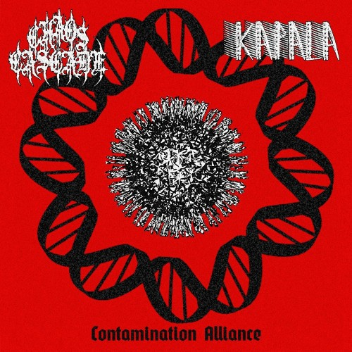 Contamination Alliance - chaos cascade/kapala lp ep
