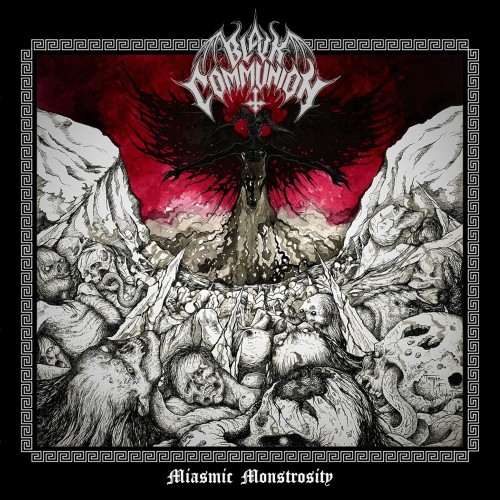 Miasmic Monstrosity -  cd