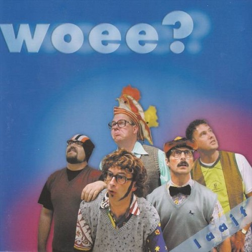 Woee? - Harry & De Gebroeeke Zwiegelkes CD