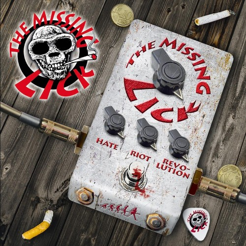 Hate Riot Revolution - the missing lick cd