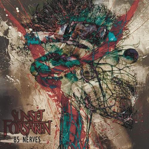 85 Nerves - sunset forsaken cd dig