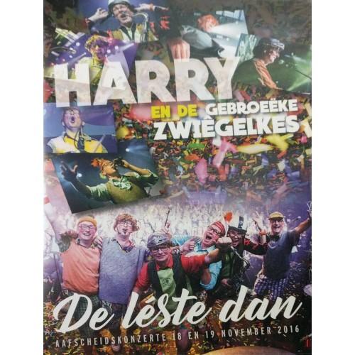De Leste Dan - Harry & De Gebroeeke Zwiegelkes DVD2