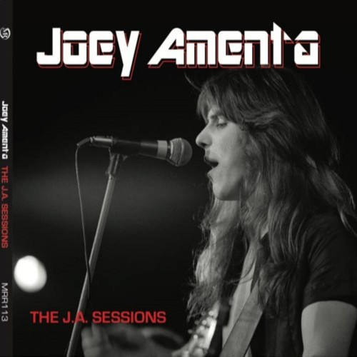 The J.A. Sessions - joey amenta cd dig