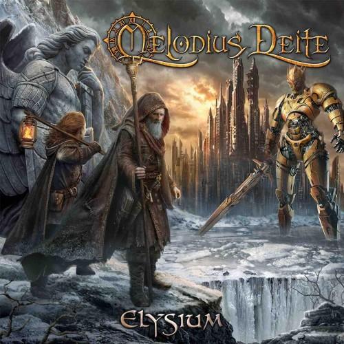 Elysium-melodius deite-cd