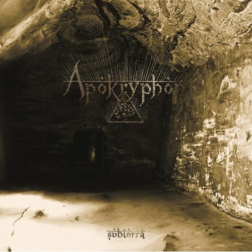 Subterra - apokryphon cd dig