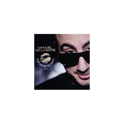 Club Around The World - Manuel De La Mare CD