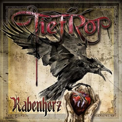 Rabenherz-tiefrot-cd