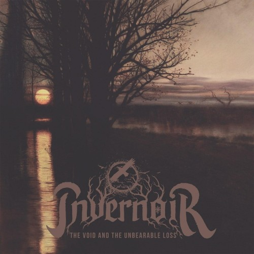 The Void And The Unbearable Loss - invernoir cd