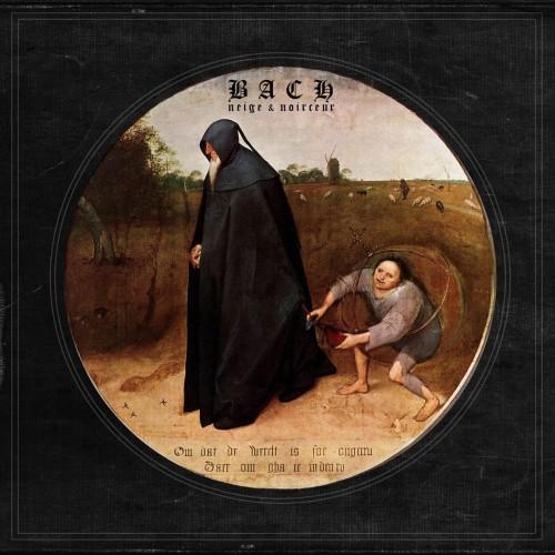 Bach - Preludium Minor - neige & noirceur cd dig