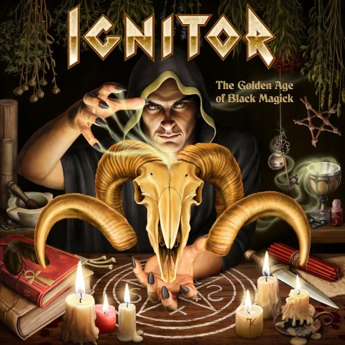 The Golden Age of Black Magick - ignitor cd