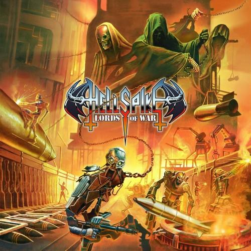 Lords of War - hellspike cd