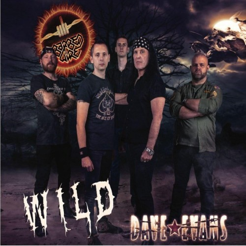 Wild - dave evans cd dig