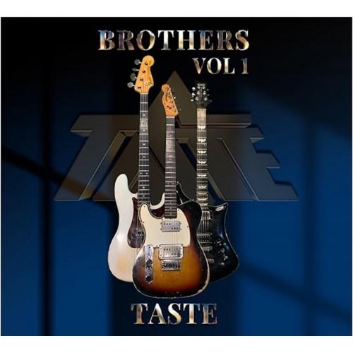 Brothers Vol 1-taste-cd dig