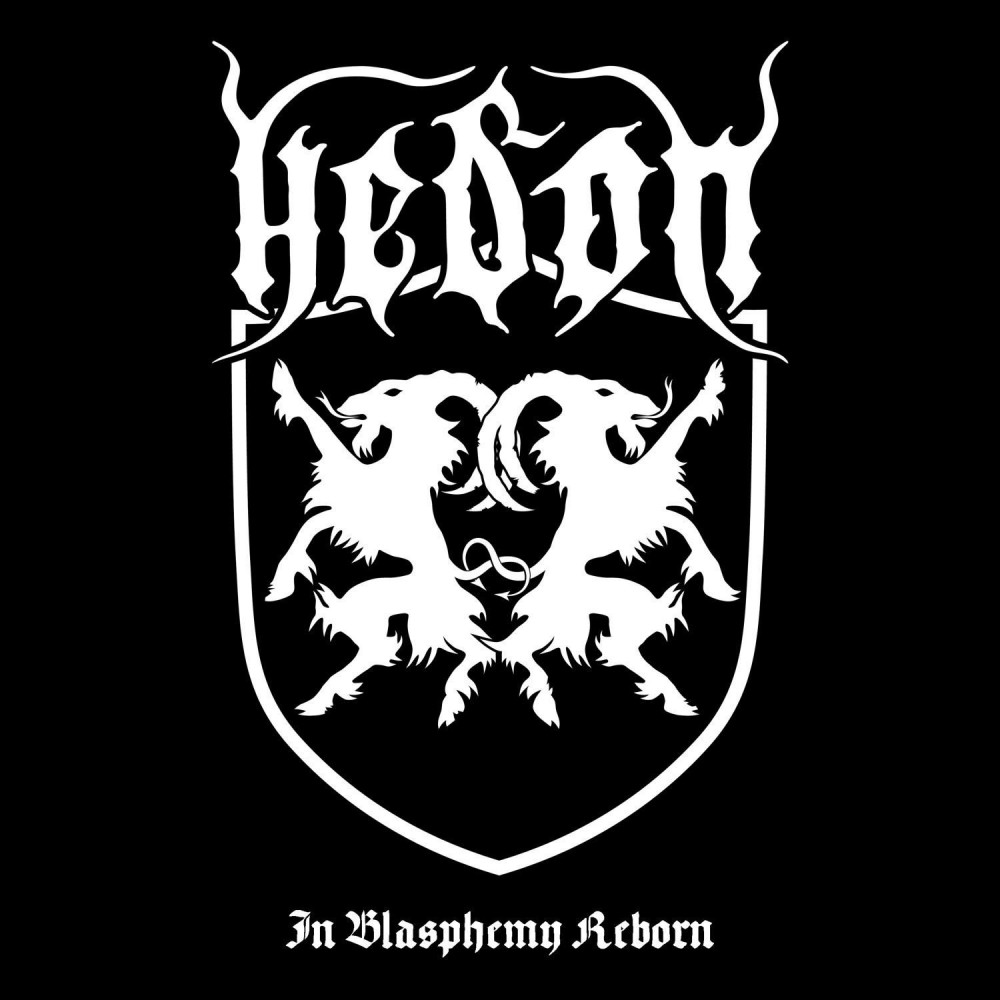 In Blasphemy Reborn - hedon cd ep