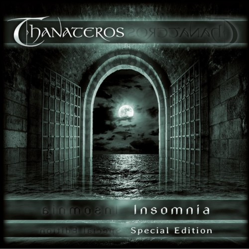 INSOMNIA (Special Edition) - thanateros cd