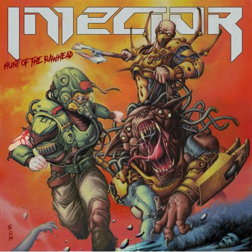 Hunt of the Rawhead - injector cd