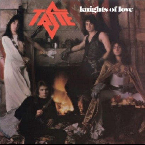 Knights Of Love - taste cd dig