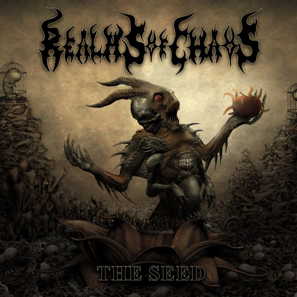 The Seed - realms of chaos cd