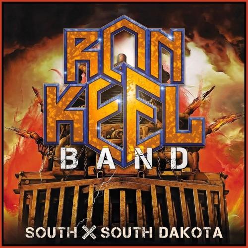South X South Dakota-ron keel band-cd dig